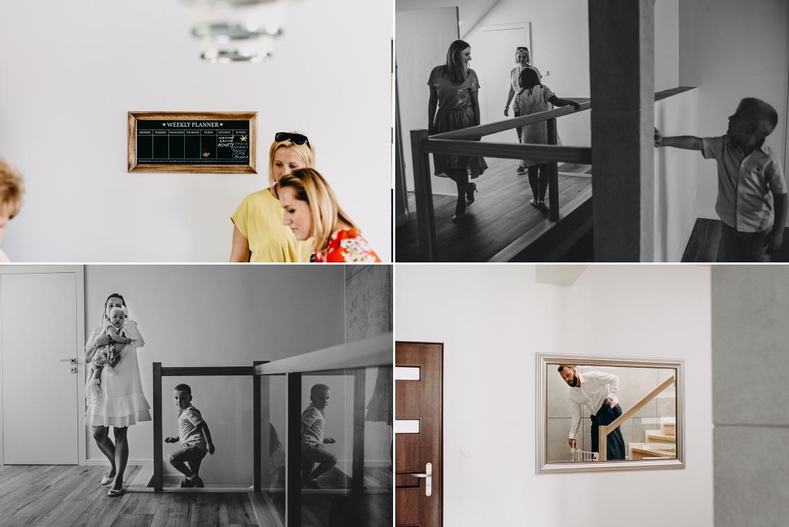 profesjonalny fotograf chrzest Warszawa Ursus