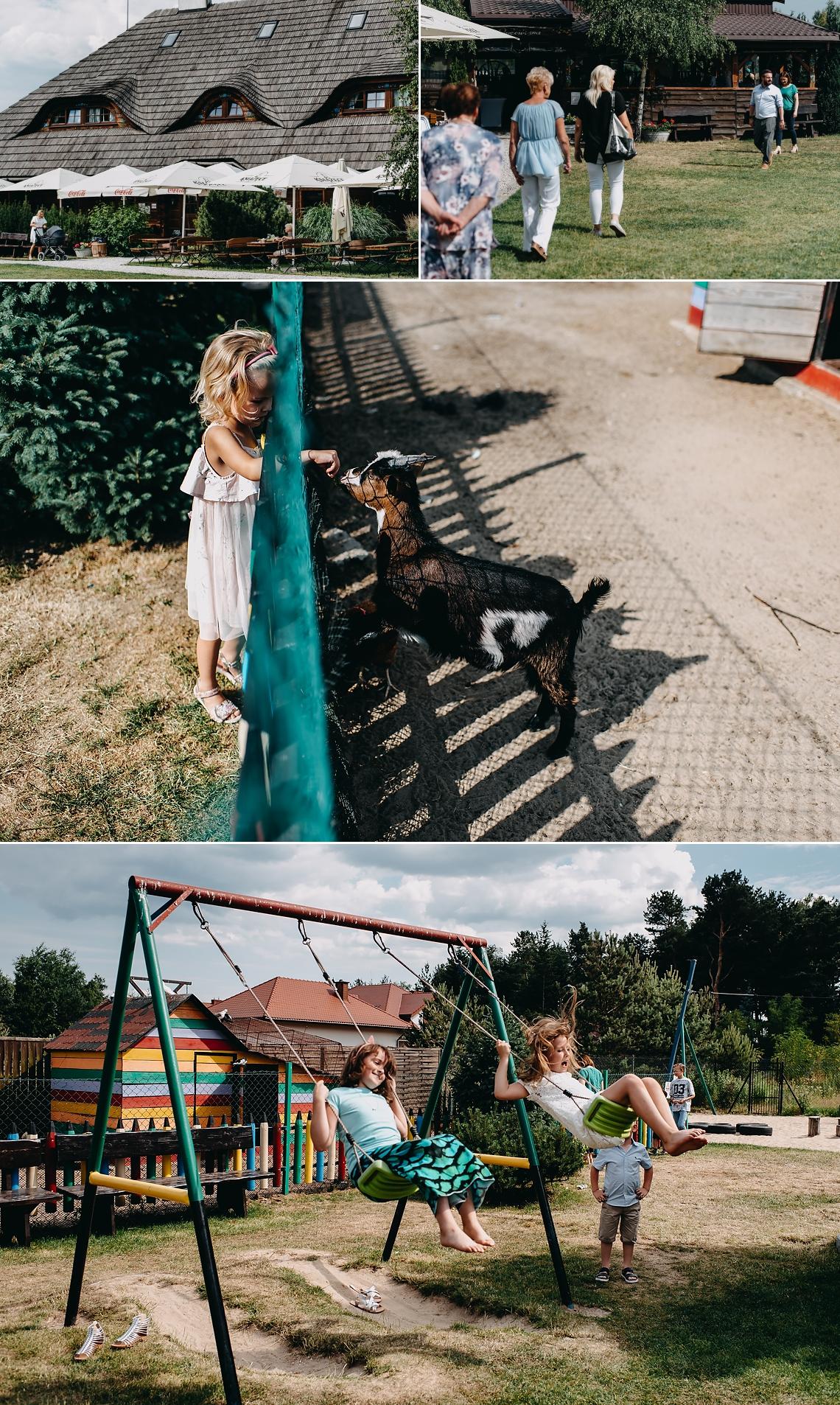fotografia chrzest Magdalenka