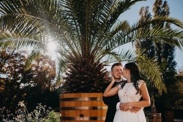 ślub na głowie fotograf Ursus