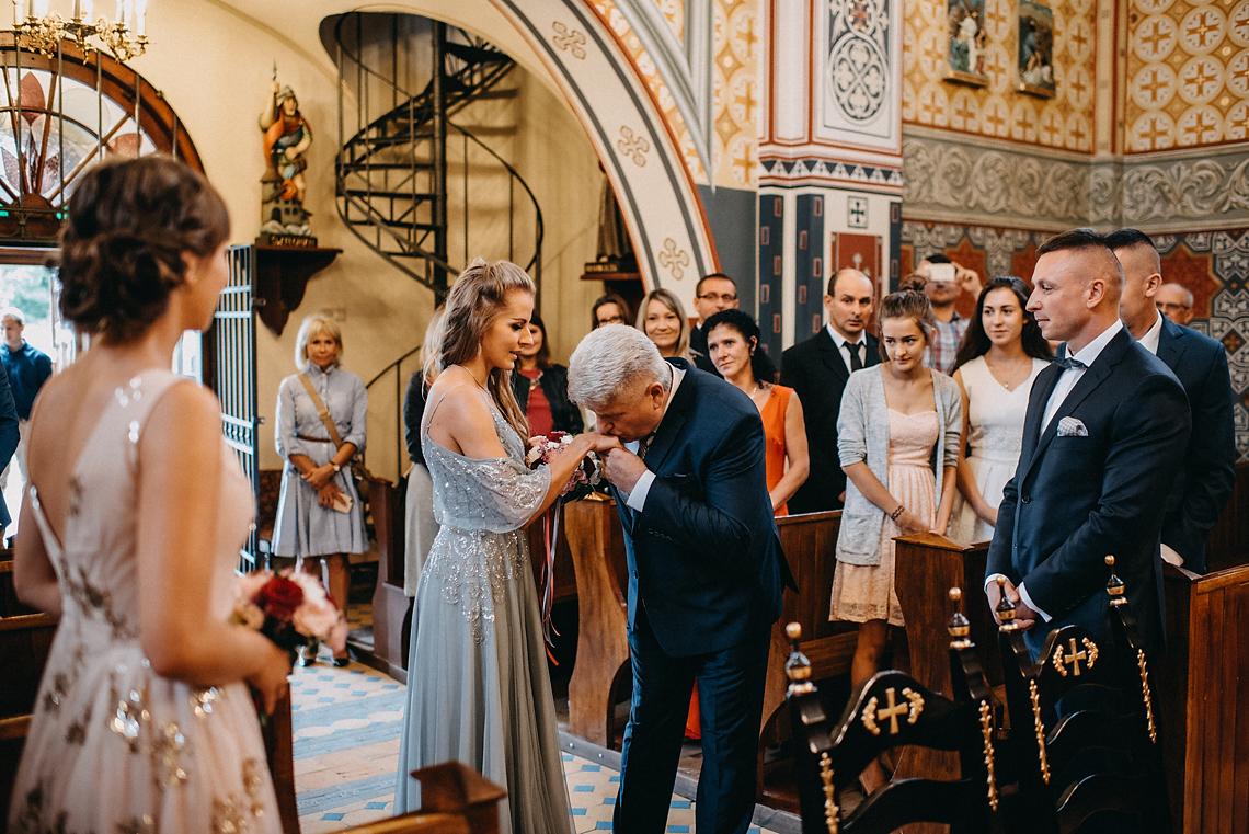 Klimatyczny ślub boho Pruszków