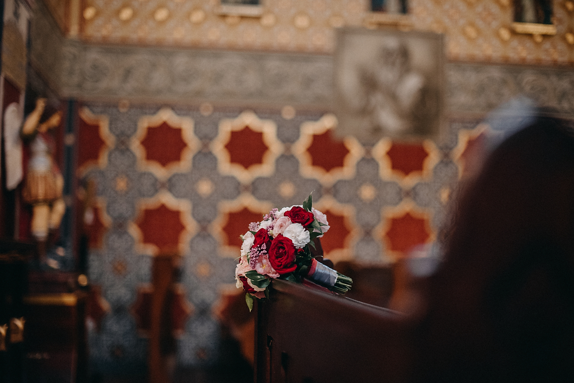 Bukiet ślubny Pruszków