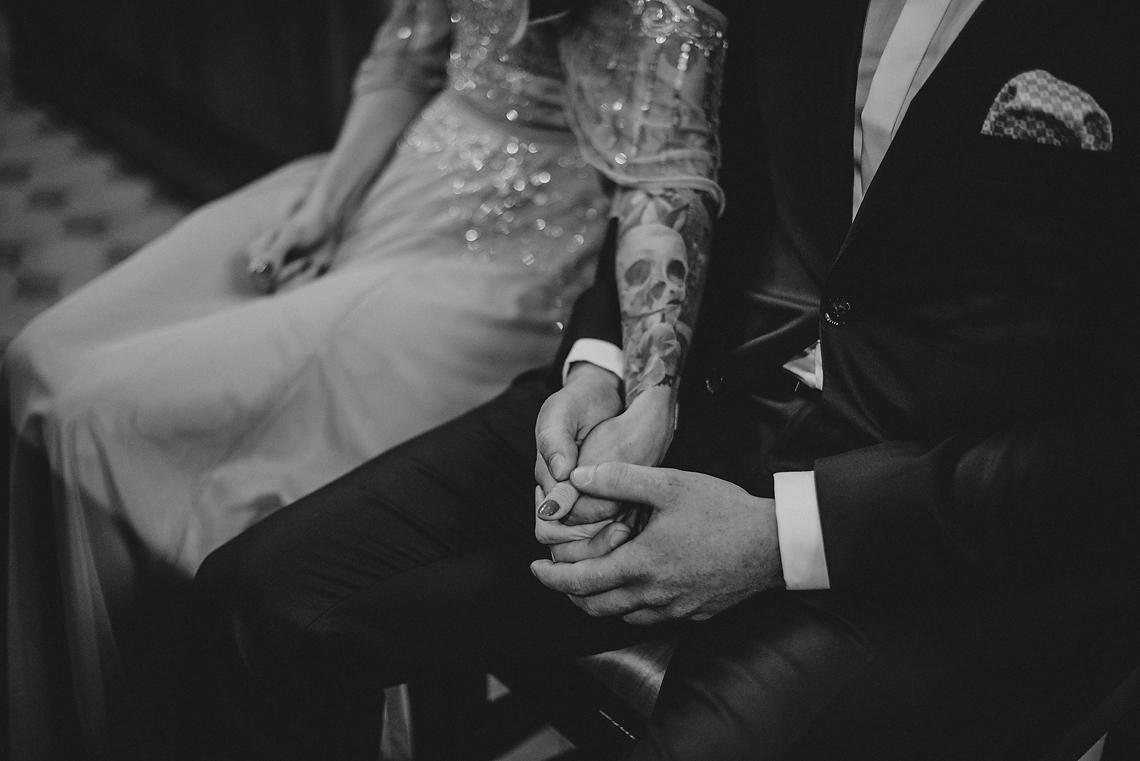 Uczucia na zdjęciach ślubnych