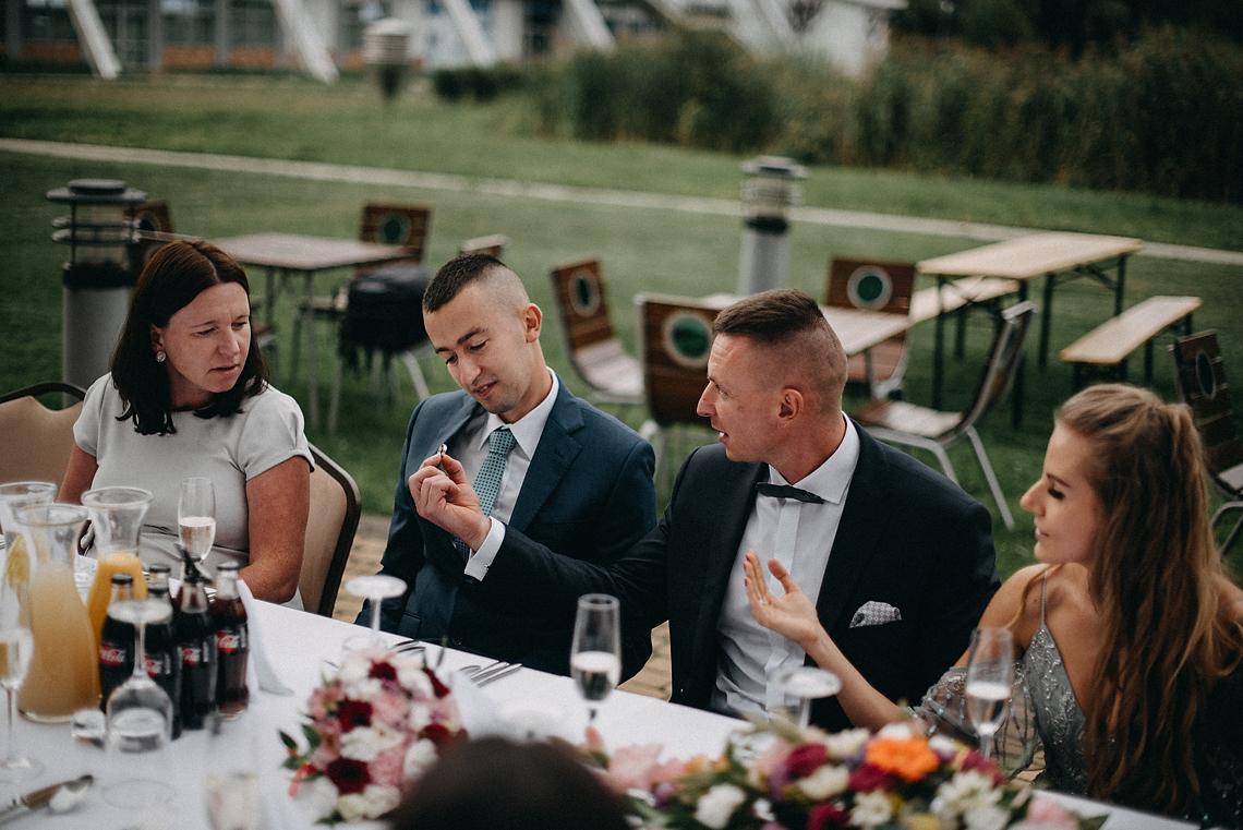 Przyjęcie weselne Pruszków