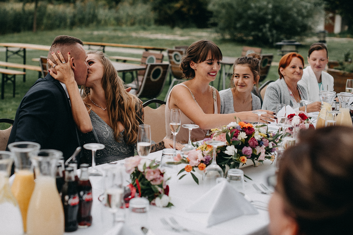 Uroczystość weselna Pruszków