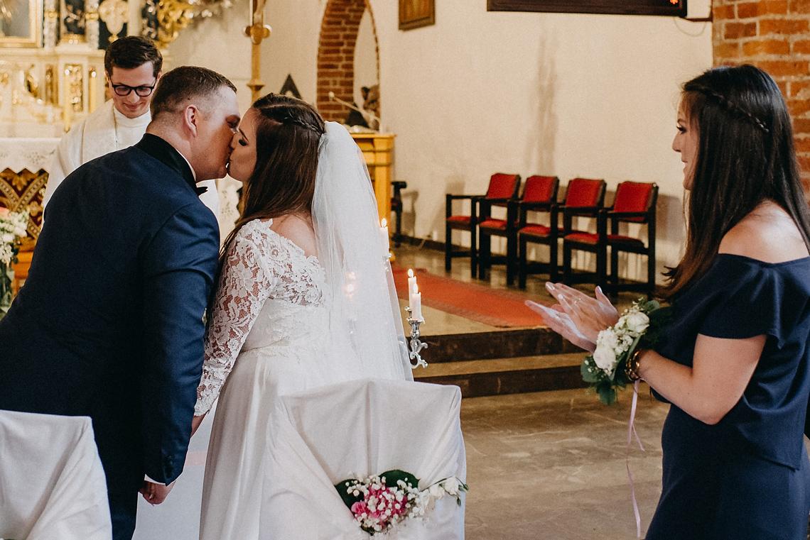 Zdjęcia z ślubu i wesela na Mazurach