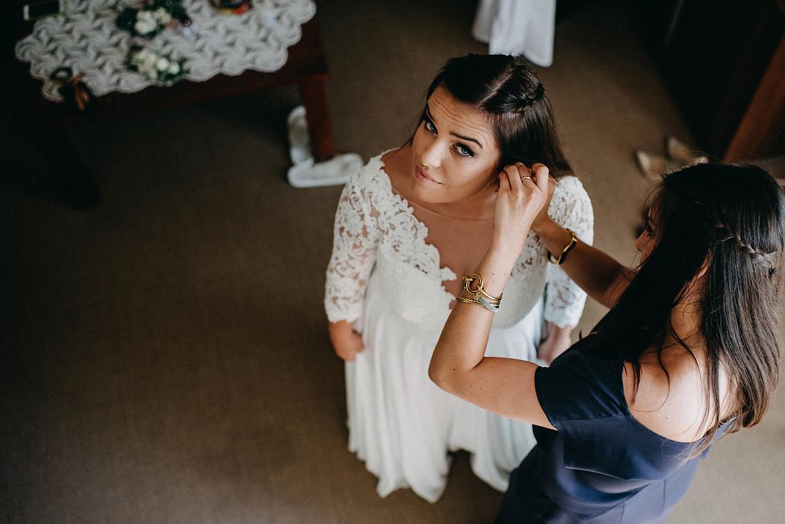 suknia ślub Pruszków fotograf