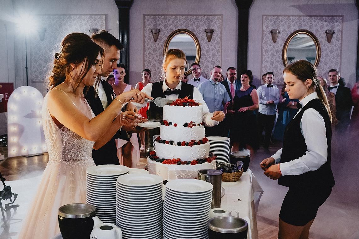 duży tort wesele Wołomin