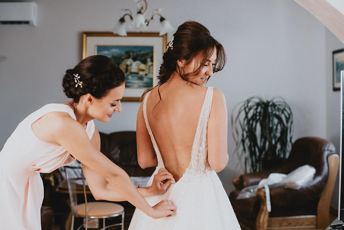suknia do ślubu fotograf Wołomin wesele
