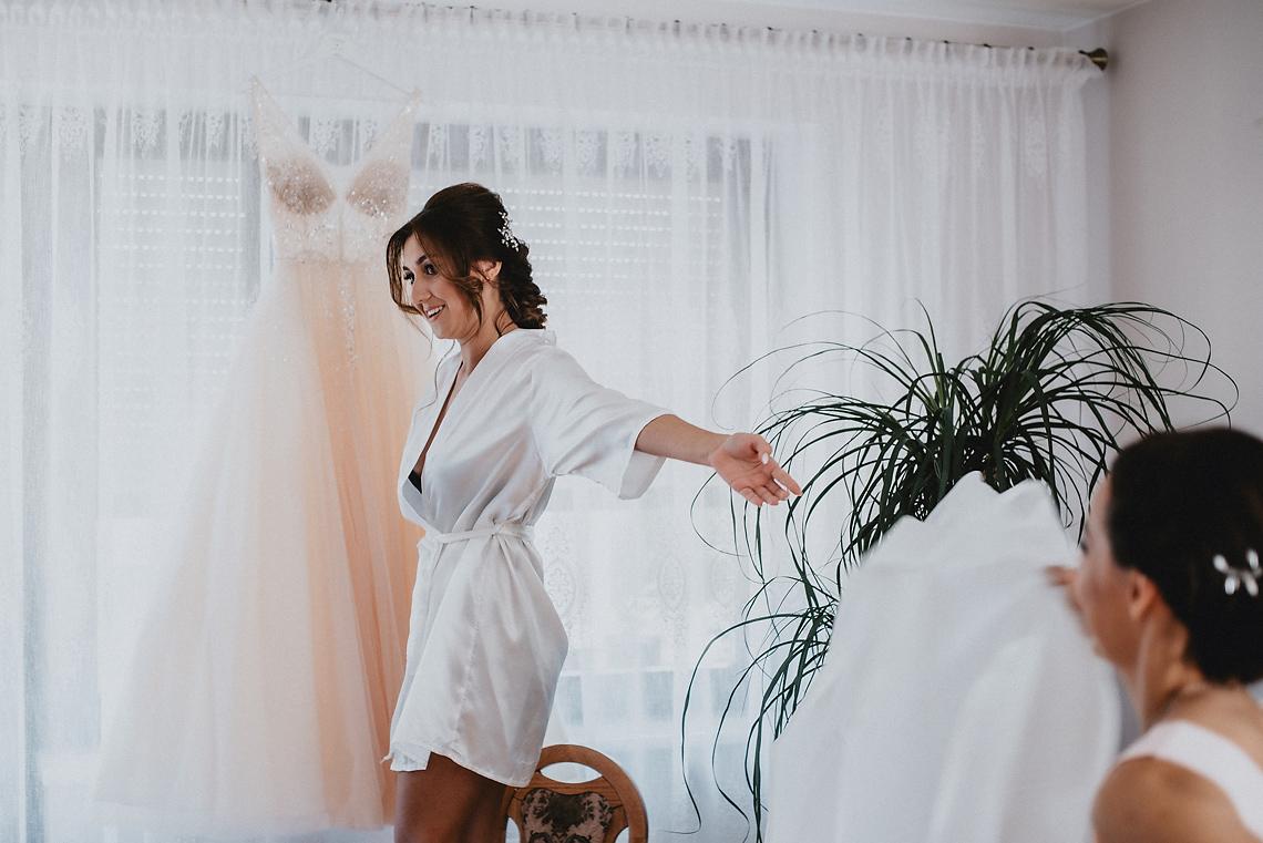 Suknia ślubna fotograf Wołomin ślub wesele