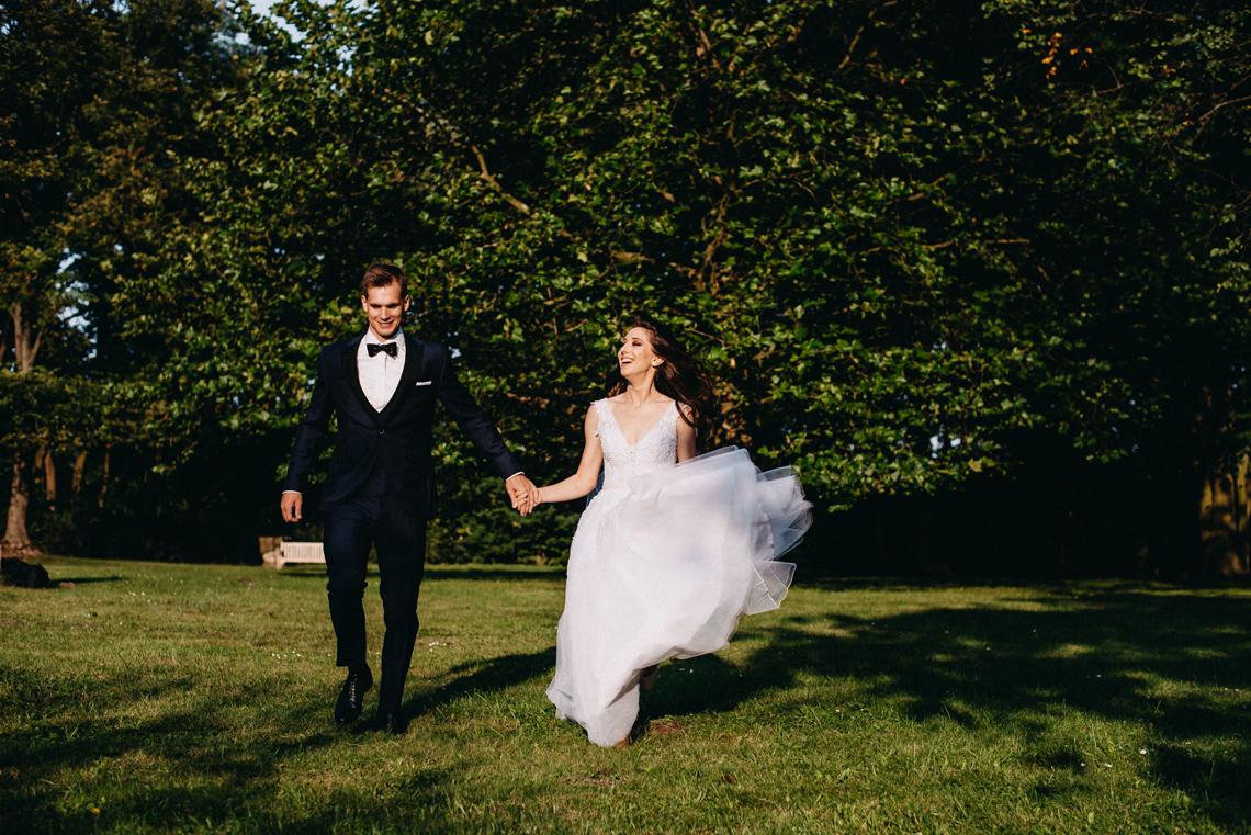 zdjęcia po ślubie Arkadia