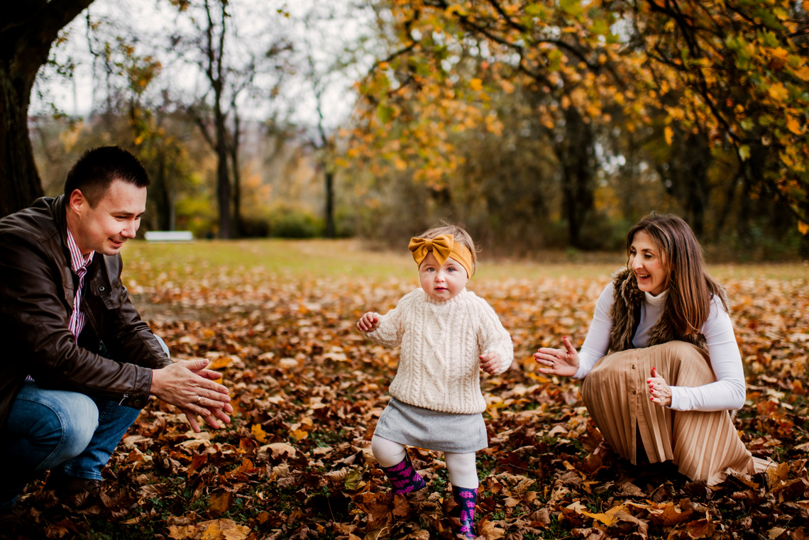 Rodzinne zdjęcia sesja Warszawa Ursus
