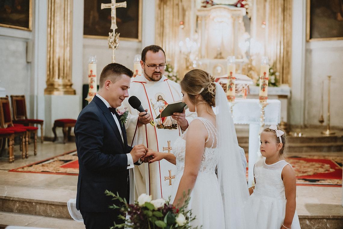 zdjęcia w kościele Karczew
